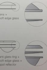 Sento soft edge glas