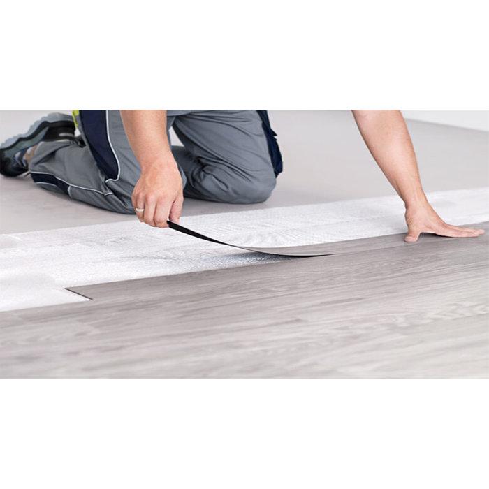 PVC vloer leggen