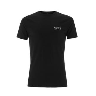 PRINTED KIX REFLECTIVE T-SHIRT BLACK
