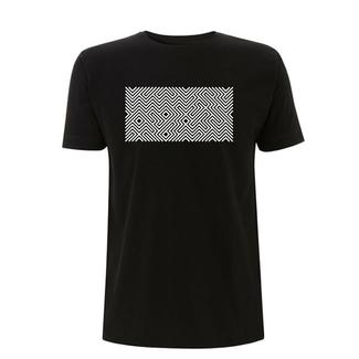 PRINTED MAZE T-SHIRT BLACK