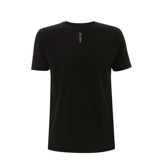 EMBROIDERED MOES T-SHIRT BLACK