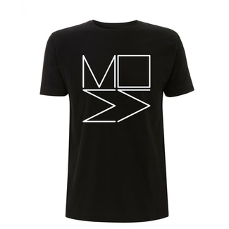 PRINTED MOES T-SHIRT BLACK