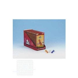 Tick away in display box
