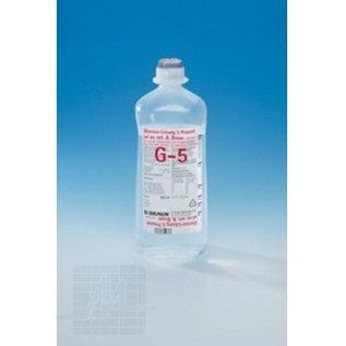 Glucose 5% us VET 500ml pro 10 Stück