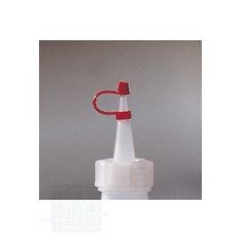 Rubbercap for drip cap