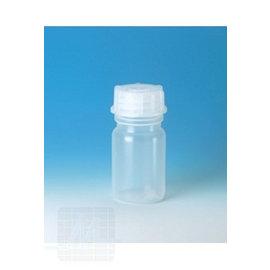 Flacon à col large plastique 50 ml 10 pièces