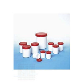 Boîte de pommade avec couvercle 1000 gr. 3 pièces