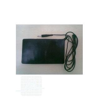 Alsatom 0 electrode rubber