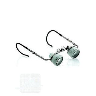 Lupenbrille 2,3-fache Vergrößerung