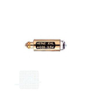HEINE XHL Ersatzlampe 2,5V