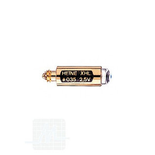 HEINE XHL spare bulb 2.5V
