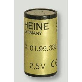 HEINE Batterie 2.5V S2Z