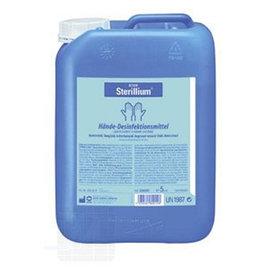 Sterillium handdisinfect.