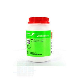 Chlorine tablets 2,7gr