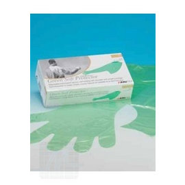 Krutex Soft Gloves Protector green