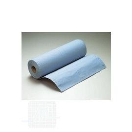 Medizinrolle 50cmx50m Blau