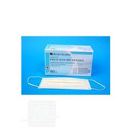 Earloop protection bouche bleu 50 pièces