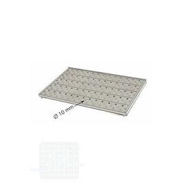 Tablett mit Löchern für Edelstahl SM200 / SM300