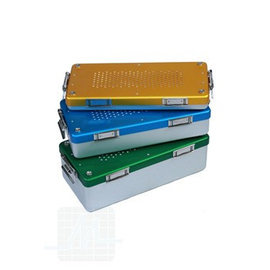 Sterilisationskassette Aluminium