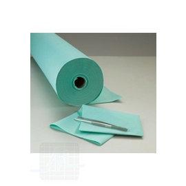 Papier de stérilisation vert par rouleau