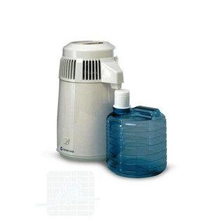 Aufnahmeflasche für Distiller