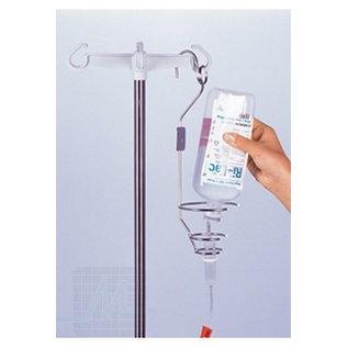 Infusion bottle holder