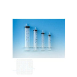 Injection Syringe HSW 3 parts  2/5/10/20ml.