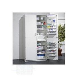 Armoire à médicaments 100x205x50cm par unité