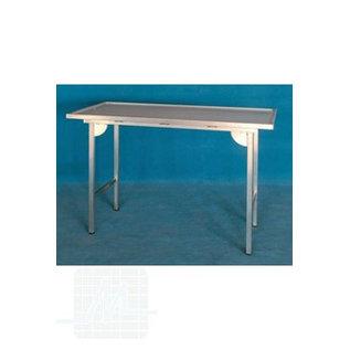 Examination table 60x130cm +drain