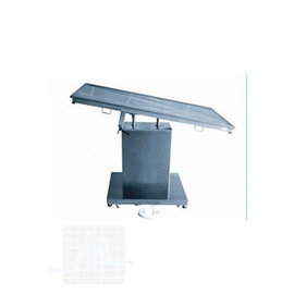 Table d'opération électr plat 150 cm