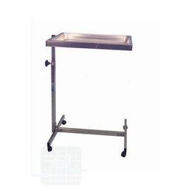 Table assistante INOX 60x40 cm par unité