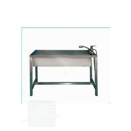 Table plate pour lavabo par unité