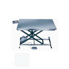 Scissor table Stainless steel with Scale