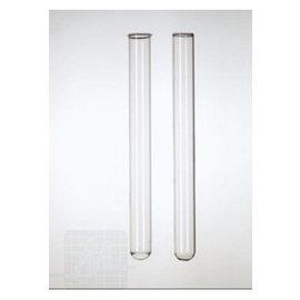 Tube à essai fond rond 160x17mm 10 pièces