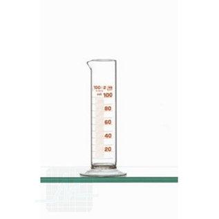 Messzylinder 500 ml. niedriges Modell
