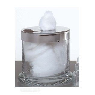 Cotton wool dispenser without wadding