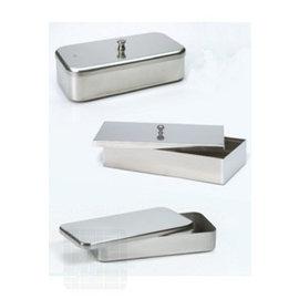 Instrument container w. knob