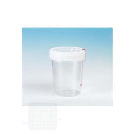 Sarst urine cups w.cover sterile or non sterile.
