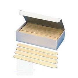 Tongue spatulas wood