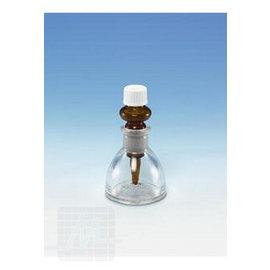 Flacon en verre avec pipette 40 ml. par unité