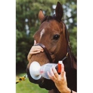 Inhalation Device Equine Haler