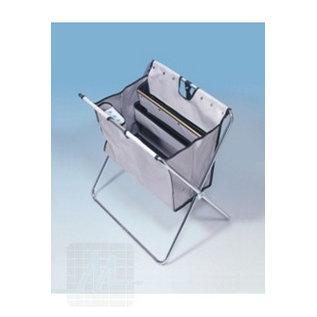 Folding bag for the barn