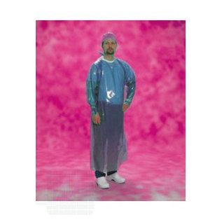 Obstetrician jacket disp. Blue 156cm