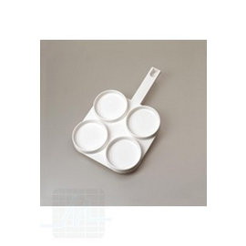 California Mastitis Test Tray white