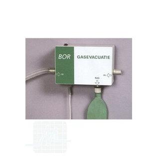 Gasevakuierungssystem