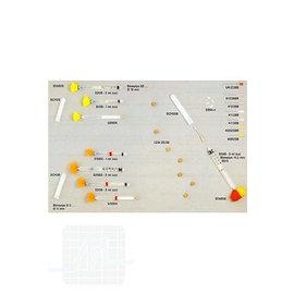 Aiguille Telinject 1,1x38mm 10 pièces