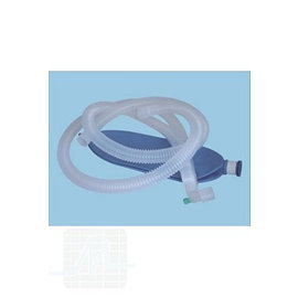Circuit patient double tuyau par unité