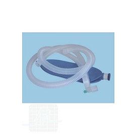 Patient circuit double hose