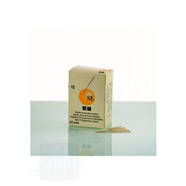 SL acupuncture needle w. guiding tube