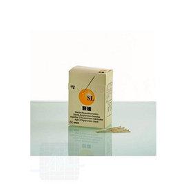 SL Aiguille d'acupuncture 0,30x50 mm 100 pièces